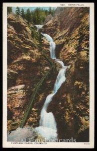 Seven Falls - Cheyenne Canon