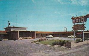 MOSES LAKE , Washington , 50-60s ; Lakeside Motel