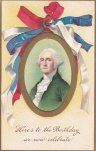 President George Washington Birthday , 00-10s : #24