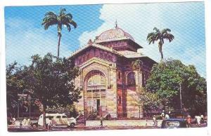 Schoelcher Library Fort de France, Martinique, F.W.I. 40-60s