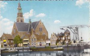 RP; MAASSLUIS, Ned. Herv. Kerk, South Holland, Netherlands, PU-1962