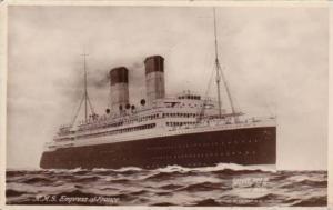 Ocean LinerR.M.S. EMPRESS of FRANCE, 00-10s