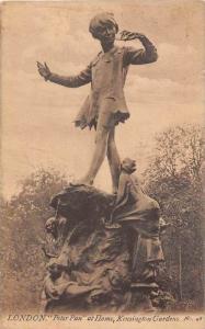 13667  England  London   Kensington Gardens Peter Pan  Monument