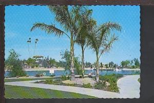 Viewpoint Lake Sun City AZ Postcard BIN