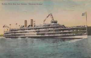 Steamer HENDRICK HUDSON of the Hudson River Day Line, 1900-10s