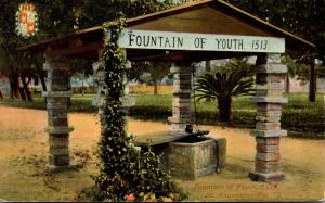 Florida St Augustine Fountain Of Youth