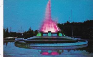 California Los Angeles Mulholland Memorial Fountain