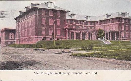 Indiana Winona Lake The Presbyterian Building
