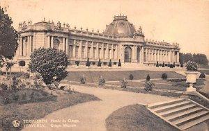 Musee du COngo Tervueren Belgium 1938