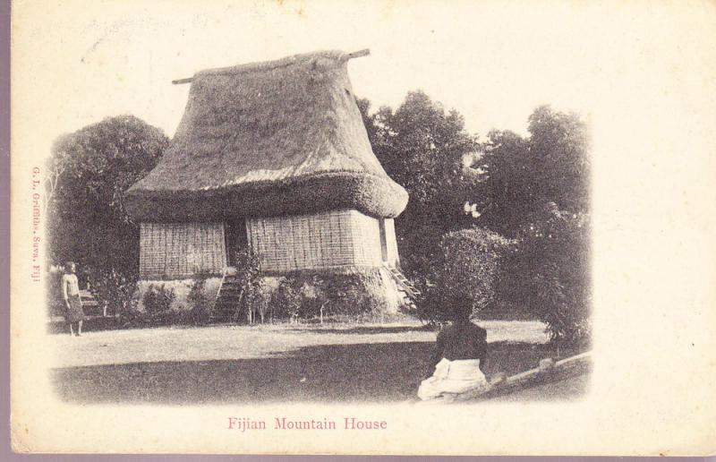 Fiji - Fijian Mountain Home