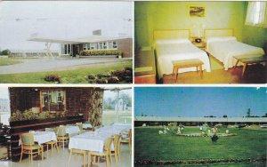 CHARLOTTETOWN , Prince Edward Island , 1950-60s ; Kirkwood Motorist Hotel