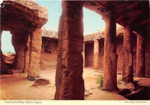 B68331 Cyprus Tombs of the Kings