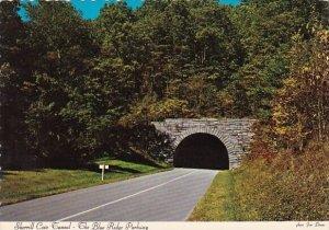 Sherrill Cove Tunnel The Blue Ridge Parkway Charlotte North Carolina