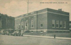 SALISBURY , Maryland , 1930s ; Post Office