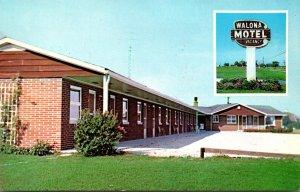 Illinois New Lenox The Walona Motel