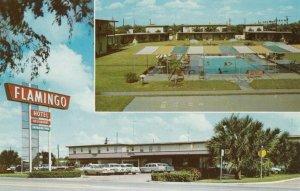 McALLEN , Texas , 1950-60s ; Flamingo Frontier Motor Hotel