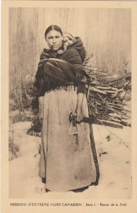 Eskimo & Indian Missions , Canada , 1910s ; View #5