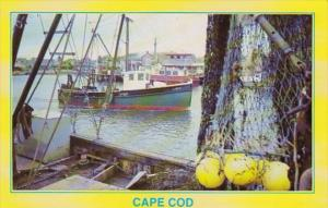Massachusetts Cape Cod Fishing Boat