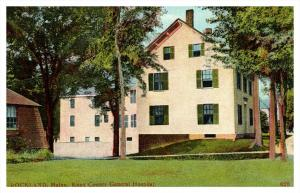 3839   ME Rockland  Knox County General Hospital