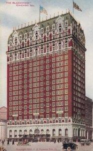 CHICAGO , Illinois , 1900-10s ; The Blackstone