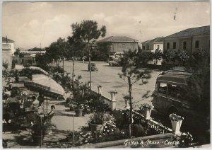 50389   CARTOLINA d'Epoca - FORLI provincia :  Gatteo a Mare 1954