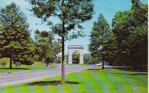 West Virginia Huntington War Memorial Arch