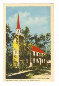 Covenanters Church, Grand Pre , Nova Scotia, Canada, 30-50s