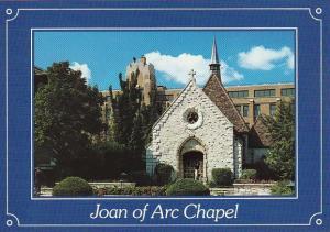 Wisconsin Milwaukee Saint Joan Of Arc Chapel Marquette University
