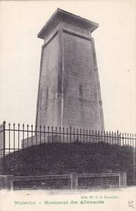 Monument des Allemands, Waterloo, Walloon Brabant, Belgium, 00-10s