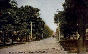 West St. - Waukegan, Illinois IL