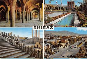 B67338 Iran Shiraz multiviews