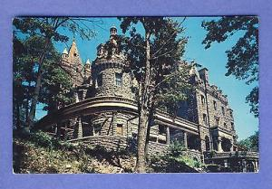 1000 Islands, Ontario, Canada Postcard, Boldt Castle On