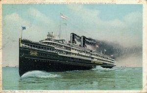 STR City Of Cleveland Steamer - Ship 04.28