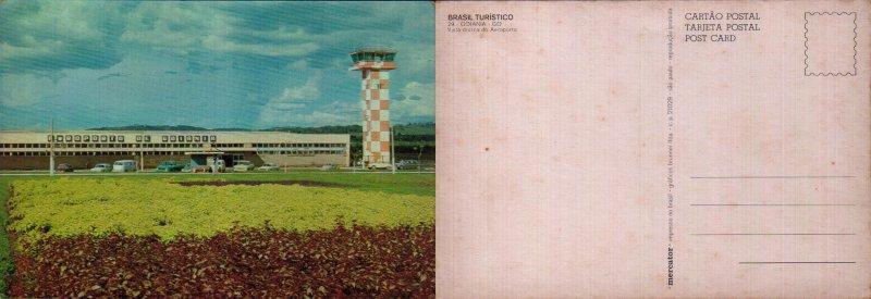 BRAZIL, GOIAS, GOIANI, SANTA GENOVEVA AIRPORT [25005)