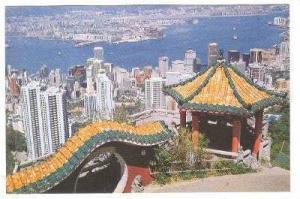 China (Hong Kong) , 50-70s ; From the peak
