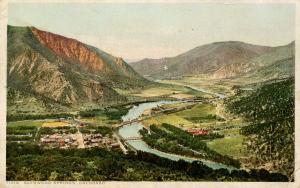 CO - Glenwood Springs.   *RPO- Denver & ???? Railroad