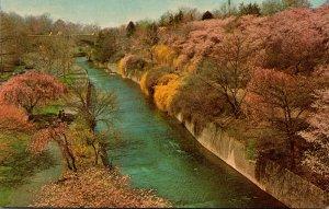 New Jersey Belleville Branck Brook Park