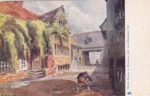 BANBURY , Oxfordshire , England , 00-10s : Manor House [Now the Reindeer Inn] TU