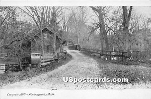 Curzon's Mill - Newburyport, Massachusetts MA