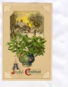 A Joyful Christmas, Home In Winter, 1900-1910s