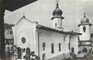 Romania Agapia church
