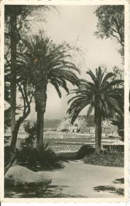 Nice, L'entrée du Port et le Monument aux Morts, used RP