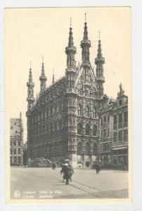 Hotel de Ville / Stadhuis,Leuven,Belgium 1910-20s