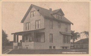 ALBANY, New York, 1915; West End Presbyterian Manse
