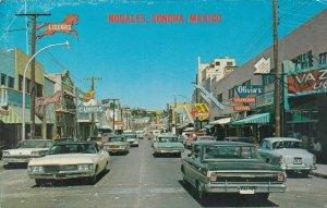Mexico Sonora Nogales Obregon Avenue sk3336
