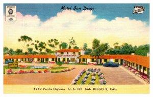 California San Diego Motel San Diegp