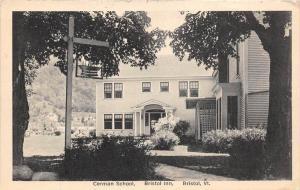 Vermont   Bristol, Bristol Inn, Cerman School