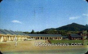 Silver Saddle Motel - Manitou Springs, Colorado CO