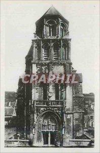 Modern Postcard Poitiers