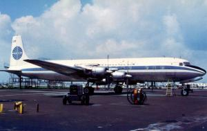 Pan American Airways - Douglas DC6B   (Aviation)